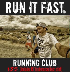 Run It Fast Running Club